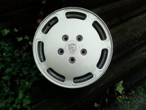 Porsche Gullideckel: