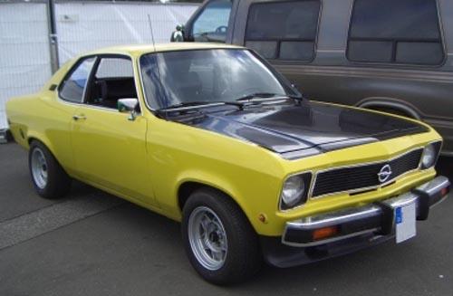 Opel Mancona A