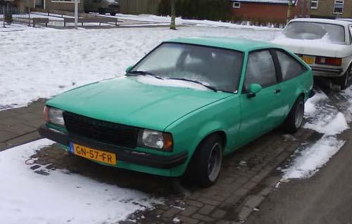 Opel Mancona B