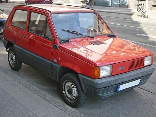 Fiat Panda Welli